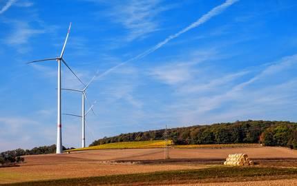 Windenergieanlagen und Vorranggebiete